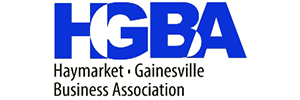 Haymarket Gainesville Business Association HGBA logo