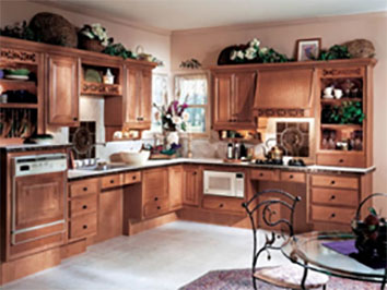 Universal Design kitchen aging in place senior friendly